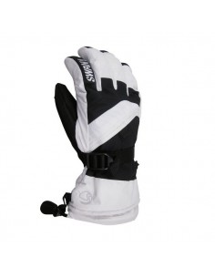 SWANY X-OVER GLOVE SX-65M WH/BK