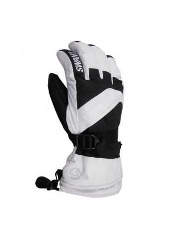 SWANY X-OVER GLOVE SX-65M WH/BK  SX-65M WH/BK