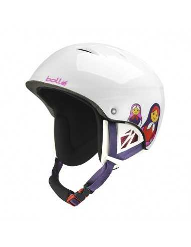 BOLLE B-KID SHINY WHITE MATRIOCHKA 30995