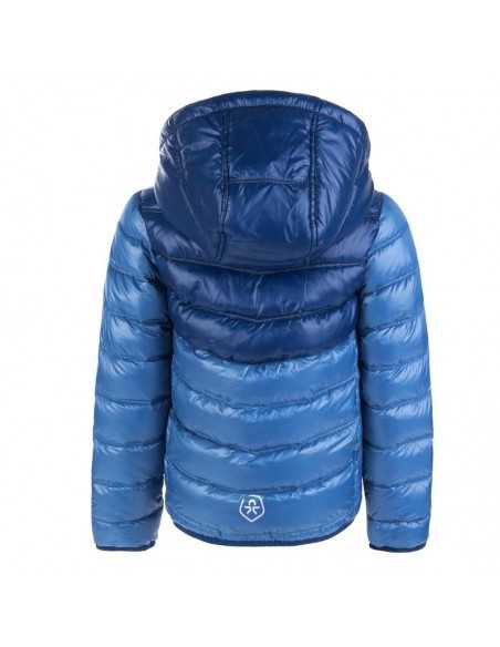 COLOR KIDS SALVADOR DOWN JACKET JEANS BLUE 103083 0112