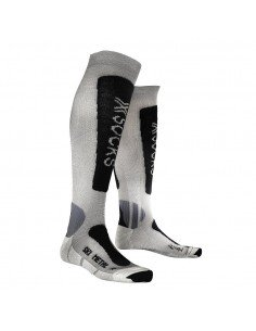 X-SOCKS SKI METAL