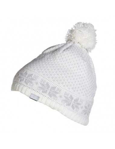 PHENIX SNOW LIGHT KNIT HAT WHITE ES588HW53 WH