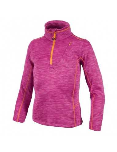 CAMPAGNOLO GIRL FLEECE SWEAT MAGENTA 3G08255 H886