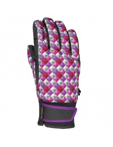 REUSCH ILKA R-TEX JR KNOCKOUT PINK 4561266 343