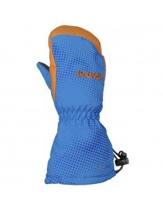 REUSCH MAXI R-TEX® XT MITTEN BLUE/ORANGE