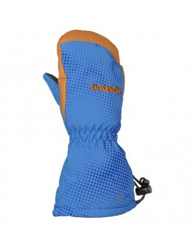 REUSCH MAXI R-TEX® XT MITTEN BLUE/ORANGE 4585515 930