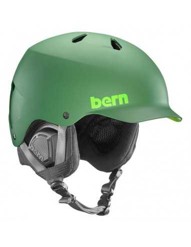 BERN WATTS EPS MATTE LEAF GREEN SM05EMLEA