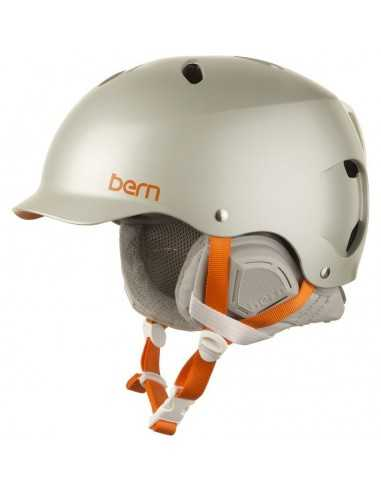 BERN LENOX EPS SATIN DELPHIN GREY SW05ESDGR