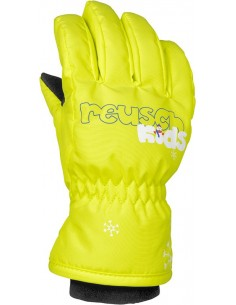 REUSCH KIDS NEON YELLOW