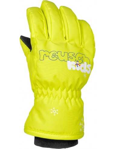 REUSCH KIDS NEON YELLOW 4585105 207