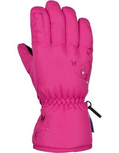 REUSCH MAISIE R-TEX XT JUNIOR PINK GLOSS 4661256 350