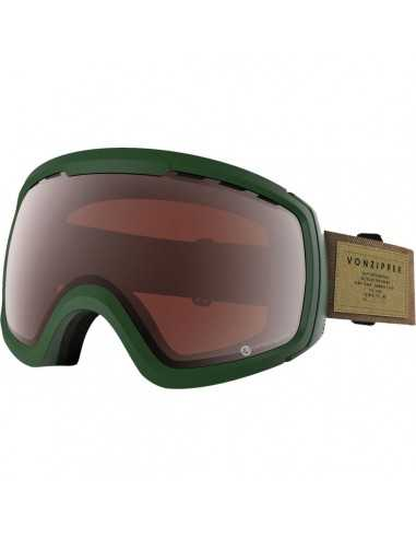 VONZIPPER FEENOM NLS HUNTER GREEN/PERSIMON CHROME GMSNGFEN-SIG