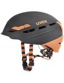 UVEX P.8000 TOUR BLACK ORANGE MAT S56620428
