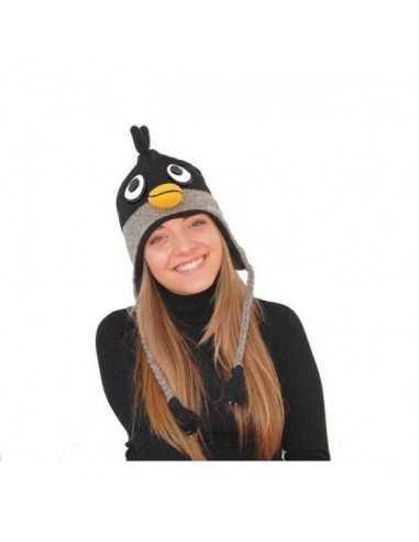 PINKYAK ANIMAL HAT PAJARO DE LUNA HAT MOONBIRD