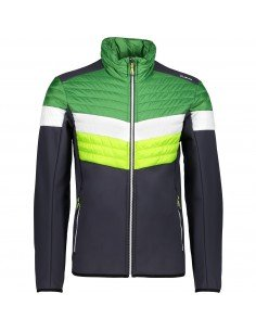 CAMPAGNOLO MAN SOFTSHELL JACKET ANTRACITE