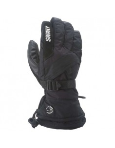 SWANY X-OVER GLOVE SX-65M BLACK SX-65M BK