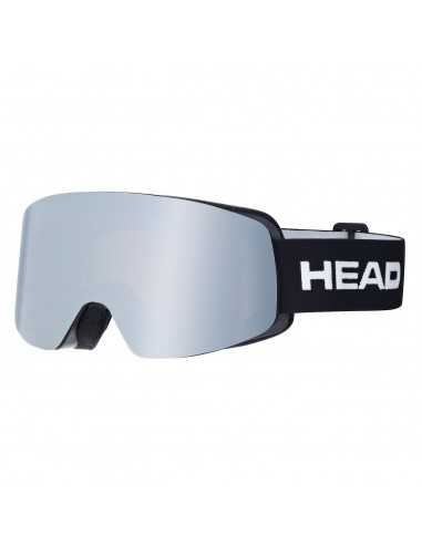 HEAD HORIZON INFINITY BLACK + SPARE LENS 372006BK