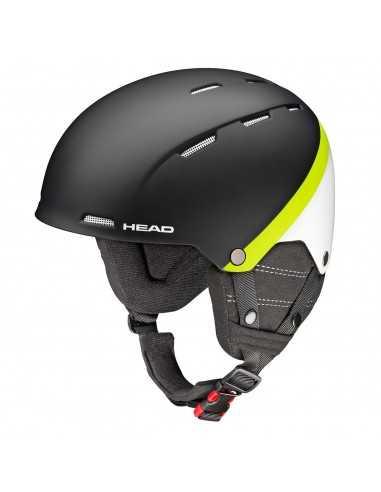 HEAD TUCKER BOA BLACK/LIME 324757BKLM