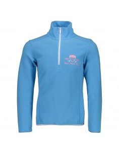 CAMPAGNOLO GIRL FLEECE SWEAT CARIBE 3G10575 L714