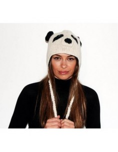 PINKYAK ANIMAL HAT PANDA HAT PANDA