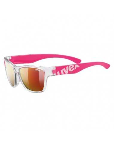 UVEX SPORTSTYLE 508 CLEAR PINK S5338959316