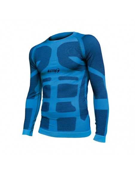 ALTUS XENON UNDERWEAR T-SHIRT BLUE 73502XE706