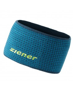 ZIENER IMITO BAND BLUE SEA 802134 953