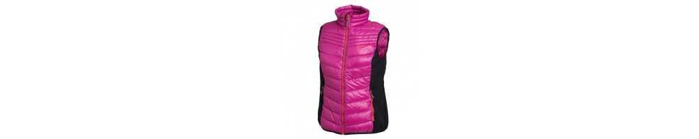Woman vests