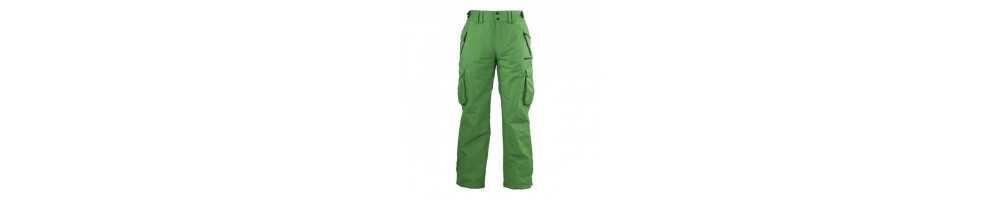 Man ski pants