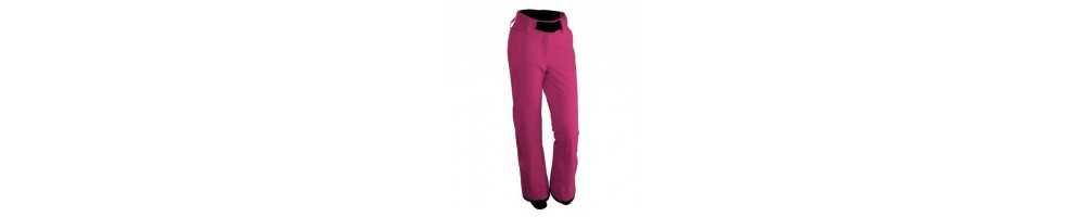 Woman ski pants