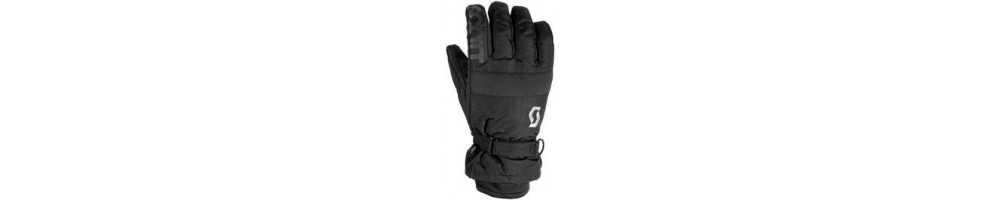 Gloves and mitten